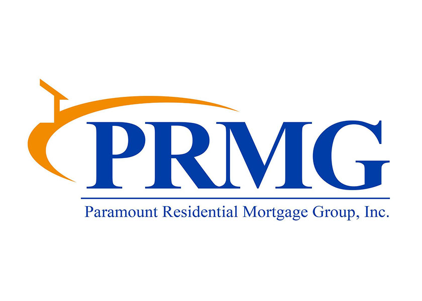PRMG (Paramount Residential Mortgage Group Inc)