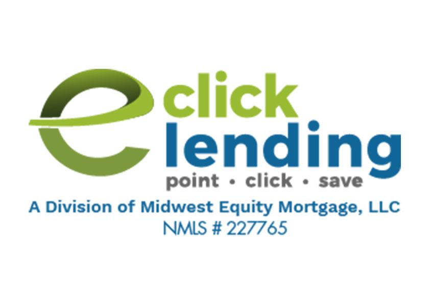 E-click lending